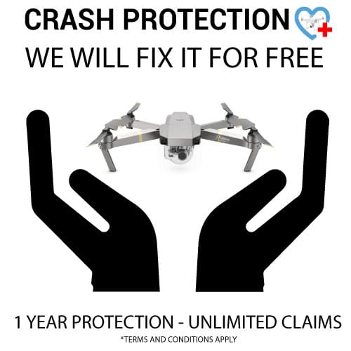 12 Months FREE Crash Protection